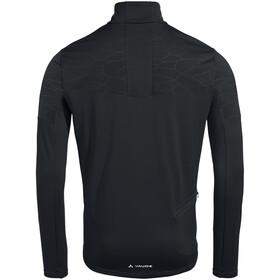 VAUDE Moab 4-seizoenen Shirt Heren, black/red